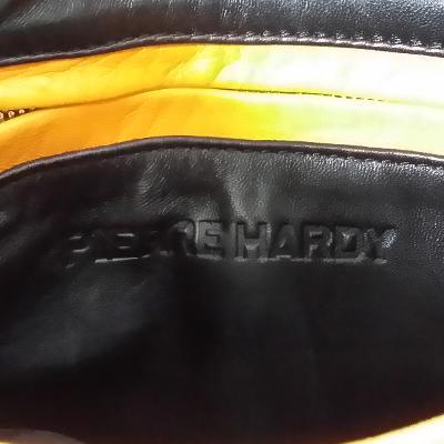 alpha leather-trimmed cross bag